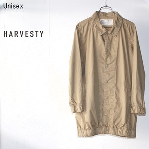 HARVESTY コーチジャケット COACH JACKET A31709 (BEIGE)