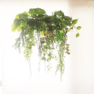 グリーンウォールⅠ 観葉植物 グリーン インテリア  贈り物 プレゼント ギフト 誕生日