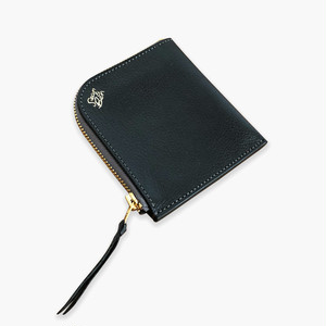 Sean&Ben L Zip Wallet - Black/Grey