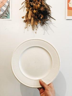 Vintage Plate/L Wedge Wood