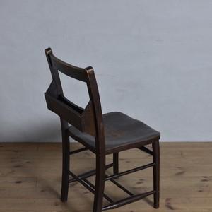 Church Chair / チャーチチェア 【A】〈チャペルチェア・ダイニングチェア・デスクチェア・椅子〉