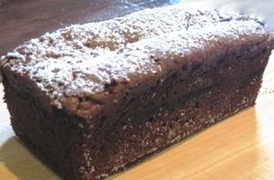 ガトー・ショコラ(チョコレートケーキ)