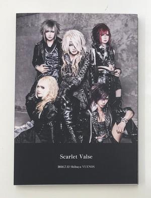 Scarlet Valse / 2018.7.12 Shibuya VUENOS (予約受付中!)