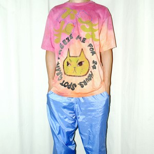 『Brandy Nicole Easter』1off tie-dye T-shirt