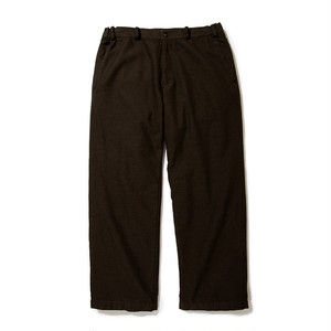 "Just Right ""Standard Trousers"" Dark Brown"