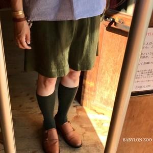 ippei takeiのサスペンダー付きショートパンツ