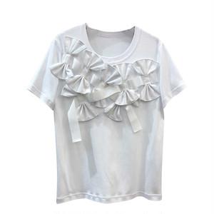RIMI&Co. SELECT  BOW Tシャツ 2Color