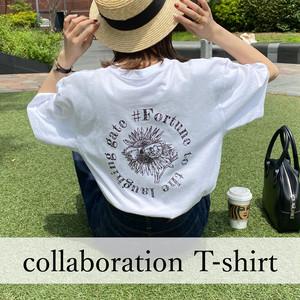 HIMAWARI T-shirt【@ryo__63 × natiam】残りわずか
