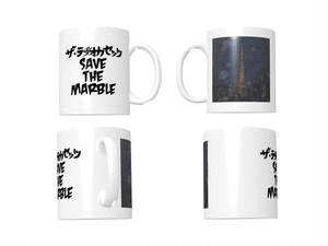 """""""ザ・ラヂオカセッツ SAVE THE MARBLE"""" マグカップ【受注生産(~5/31)】"""