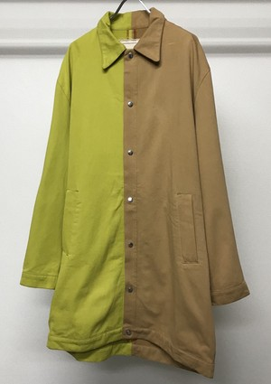 ALEX MULLINS BI COLOR MAC COAT