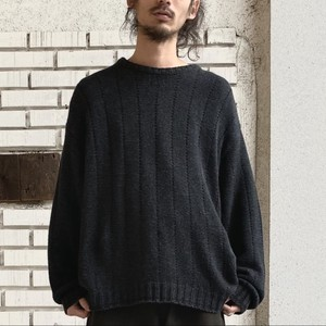 USED EDDIE BAUER COTTON ACRYLIC KNIT