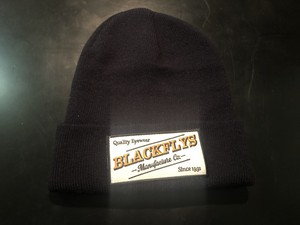 BlackFlys 【BARN YARD KNIT ブラック - FREE】