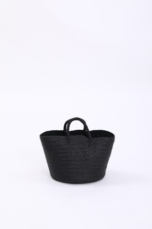 バッグ / Aeta / KG02 LEATHER BASKET : M / Black