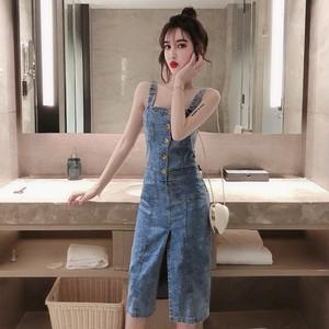 【dress】 気質アップファッション切り替えカジュアルワンピース27157064
