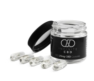 CBDカプセル錠剤 750mg (25mg*30粒) 濃度99%CBDクリスタル使用 通常価格 ¥10000