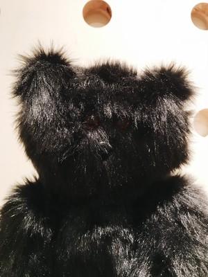 mojojojo - くまクラッチ (black-right)