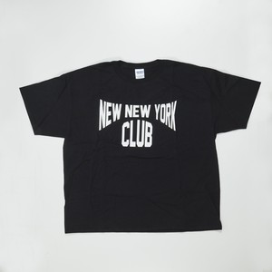 NEW NEW YORK CLUB T-Shirt  BLACK