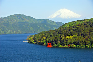 Mt. FUJI & Hakone 1 day Tour return by Bullet Train- Lunch Included