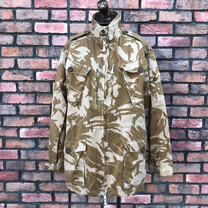 British Army Smock Combat Temperate Desert DPM 180/112