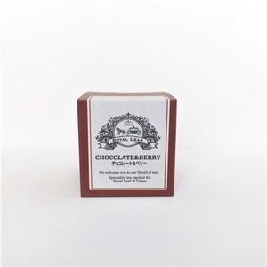 リッチであまーいチョコの誘惑★ CHOCOLATE&BERRY(チョコベリー) ティーバッグ6個入