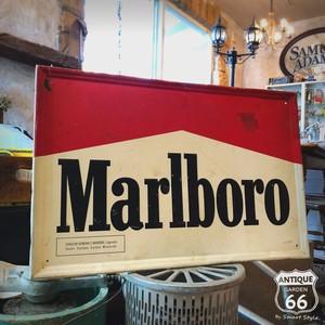 1995's Marlboro マールボロ ヴィンテージ 看板 アメリカ たばこ マルボロ ヴィンテージ サイン【I-039-030】