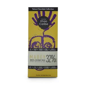 KHAO CARIBEココナッツミルクチョコレート(カカオ32% 60g )