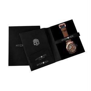 【HYDROGEN WATCH ハイドロゲンウォッチ】HW424403/VENTO ヴェント(ブラウン)/正規輸入品