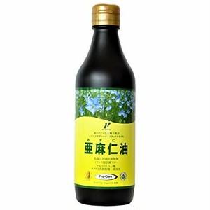 有機亜麻仁油(カナダ産)340ml