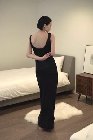 ROOM DRESS WEAR (black)
