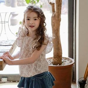 «即納» flo lavender blouse 2colors ラベンダー ブラウス