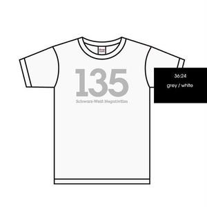 【在庫僅】135 Schwarz-Weiß Negativfilm, Tshirts [White]