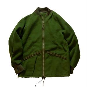 British military fleece jacket