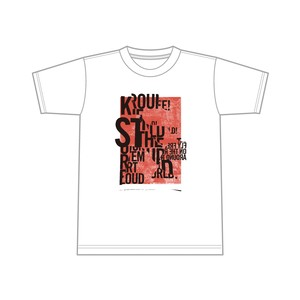 S.A.L STREAMING Type2 T-Shirt White