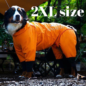 【ALPHAICON】2020年モデル レインドッグガード 2XLサイズ アルファアイコン RAIN DOG GUARD 2XL
