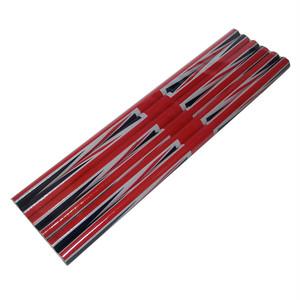 【送料無料】ユニオンジャック柄鉛筆6本セット