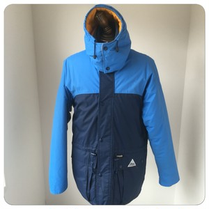 1980s Ultimate Padded Jacket Cyclone Thermo Line
