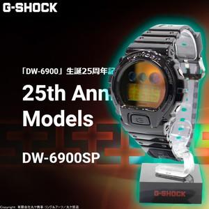 カシオ:G-SHOCK/DW-6900SP-1JR型/Gショック/ジーショック/CASIO/DW-6900 25th Anniversary Models