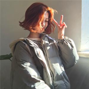 中綿 ボア ダウンジャケット アウター【0853】