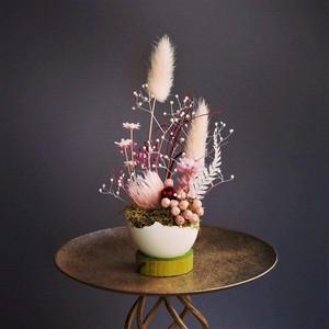 39ボタニカルエッグ【Sakura cloud】(美味しそうな桜色のフワフワ・可愛らしいピンク)