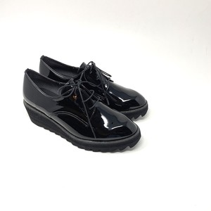 PlatformLaceUPshoes|アツゾコレースアップシューズ_#ot1160S|【Ought=na】|madeinjapan|日本製
