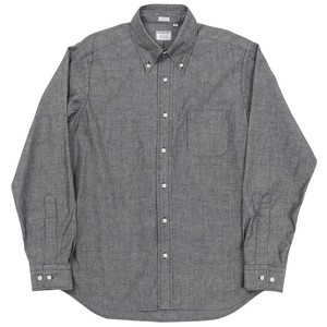 Modified BD Black Chambray 15size