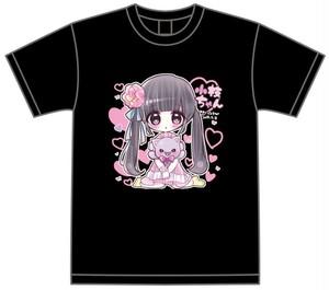 小針小枝生誕Tシャツ