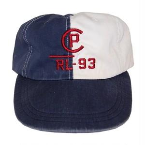 """Polo Ralph Lauren RL-93 Saling"" Vintage Cap Used"