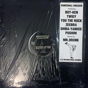 BOY-KEN TWIGY ZEEBRA PUSHIM - Dancehall Checker (12inch) ZEEBRA Party Checker [reggae] [hiphop] 試聴 fps7914-39