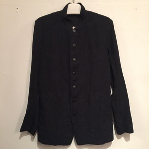 【Chez Vidalenc】Jacket poly antic linen