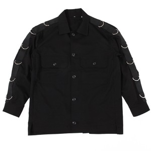 SHOULDER LINE D-RING SHIRT JK