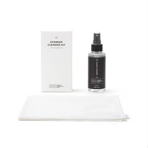 EYEWEAR CLEANING KIT <LARGE> WH