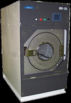 マットレス洗浄機 ガス式 MWD-100