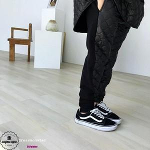 «先行予約»«Jr.サイズ» dressmonster quilting jogger pants 2colors
