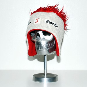 『Eisbär』 Red hair hat